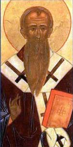 Icon of Irenaeus