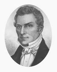 Hyrum Smith, the brother of the Prophet Joseph Smith